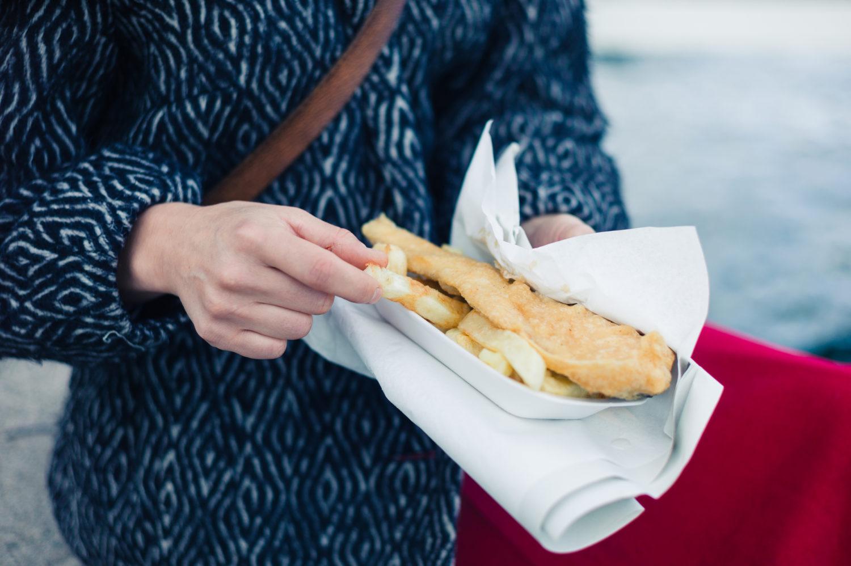 Fish & chips – wysmażony symbol Anglii