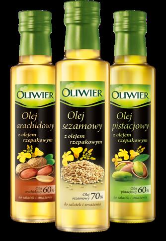 Kompozycja olejów Oliwier