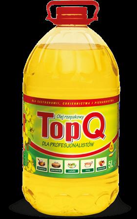 TOP Q | rafinowany olej rzepakowy