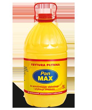 PAN MAX | frytura płynna