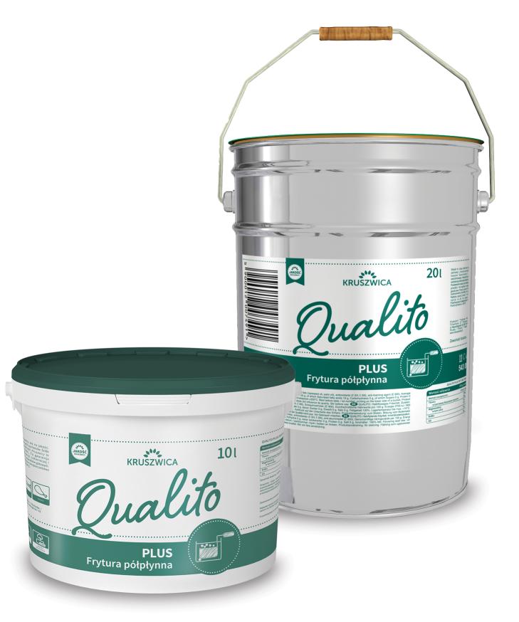 Qualito plus | frytura półpłynna