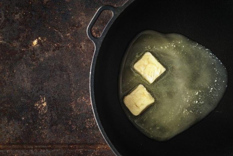 Masło palone