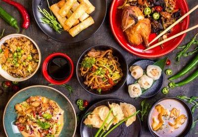 Sekret smaku chińskiej kuchni