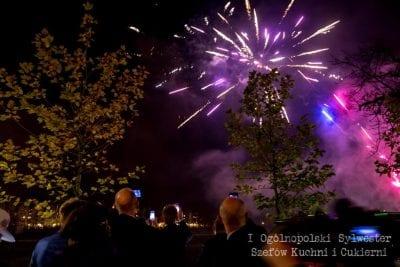 Szefowie Kuchni w Gdańsku jako pierwsi przywitali Nowy Rok!
