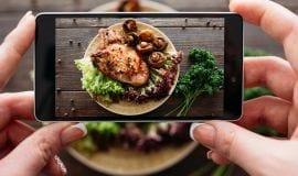 Więcej niż tysiąc słów… Czyli dlaczego warto korzystać z fotografii przy promocji swojej restauracji?