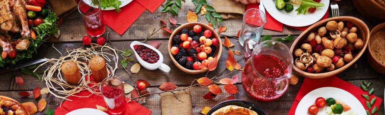 10 pomysłów na dania z okazji Święta Dziękczynienia dla Twojej restauracji