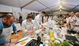 Relacja z Chefs Only w Pałacu Miedzeszyn