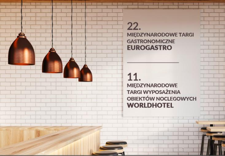22 Międzynarodowe Targi Gastronomiczne EuroGastro 2018