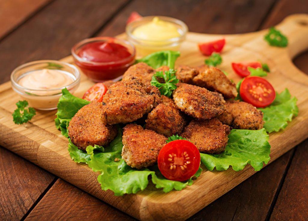 3 tricki na idealnego kurczaka w panierce