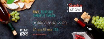 Warsaw Gastro Show – Międzynarodowe Targi Gastronomiczne