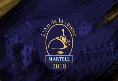 L'Art de la cuisine Martell 2018