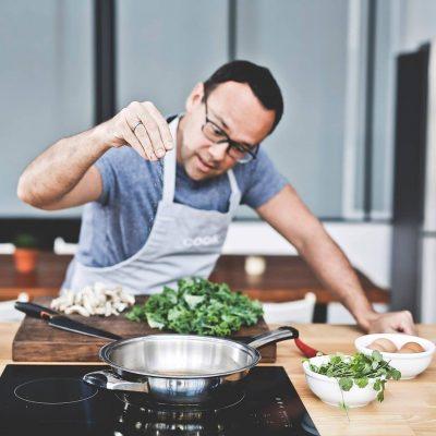 Kuba Steuermark: Najgorszą rzeczą w gastronomii jest ego kucharza