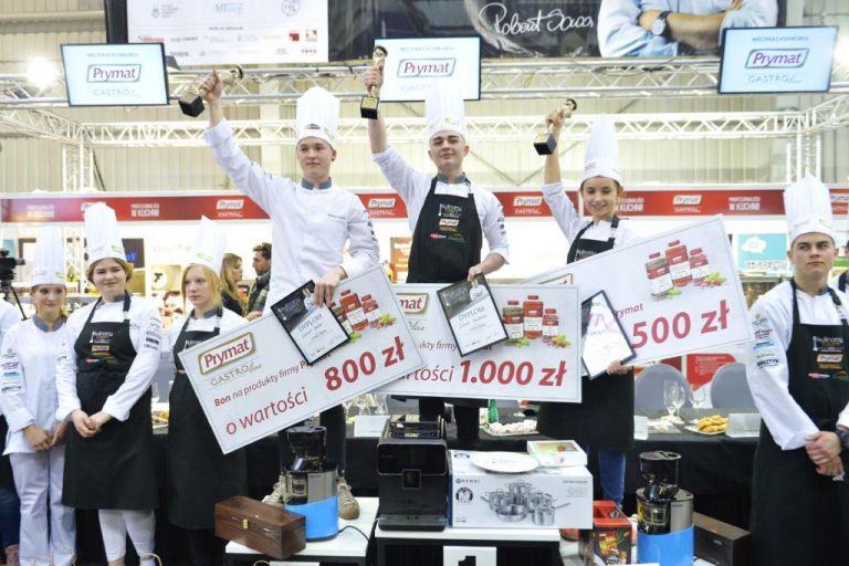"""Relacja z konkursu """"Kulinarny Talent"""" 2018"""