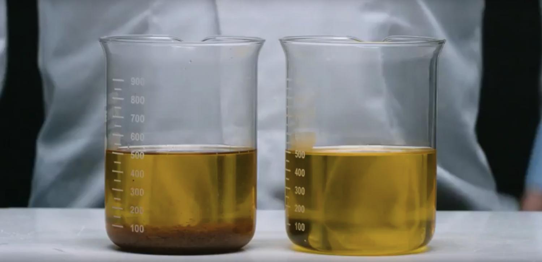 Jak filtrować olej i fryturę?