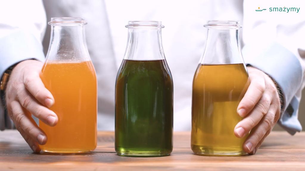 Jak infuzować olej?