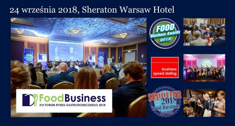 Food Business Forum 2018