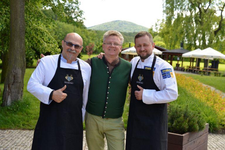 Międzynarodowy Festiwal Kuchni Dworskiej