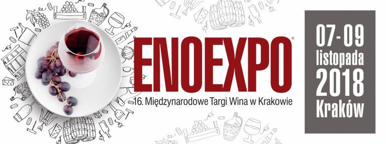 ENOEXPO 16. Międzynarodowe Targi Wina w Krakowie