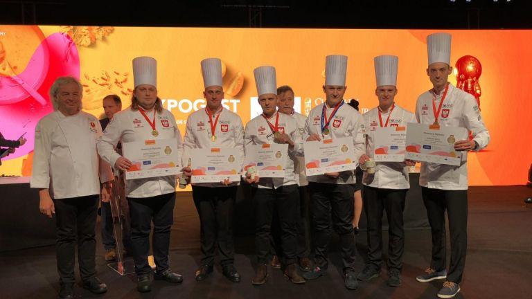 Expogast Culinary World Cup 2018 Luxembourg za nami. Do kogo powędrowały Kulinarne Puchary Świata?