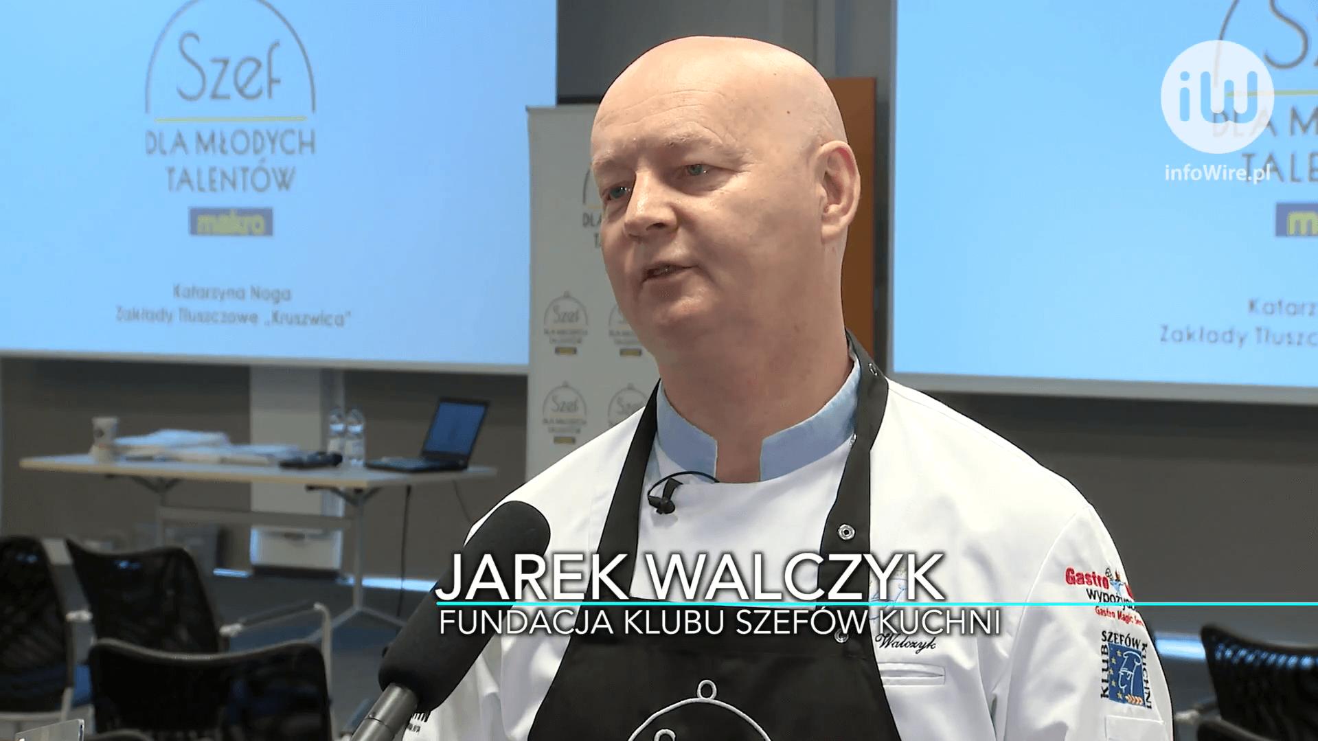 Wszechstronne zastosowanie tłuszczów w kuchni według Jarka Walczyka