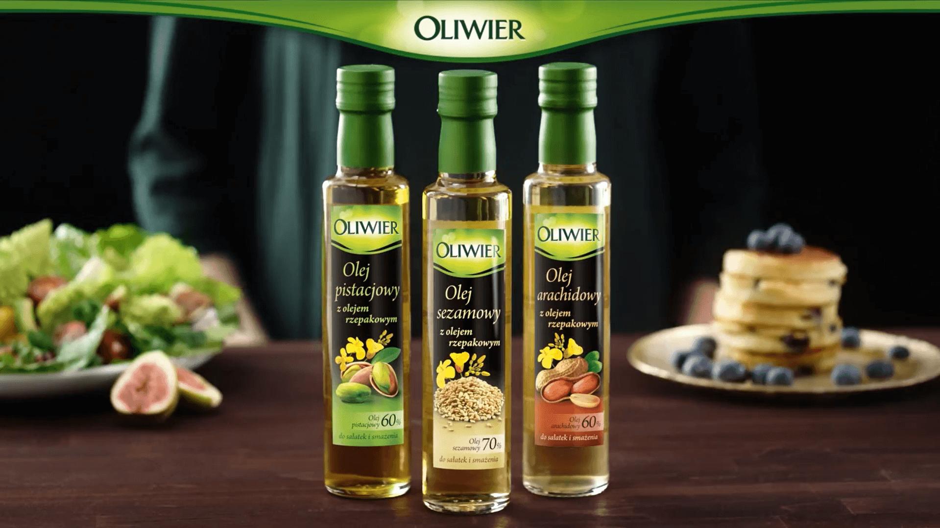 Oliwier pomaga komponować dania ze smakiem