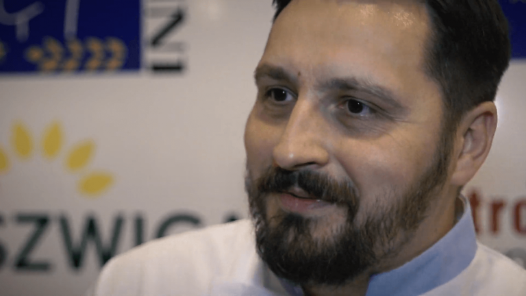 Ta praca wymaga dużo cierpliwości – wywiad z Marcinem Leszczyńskim