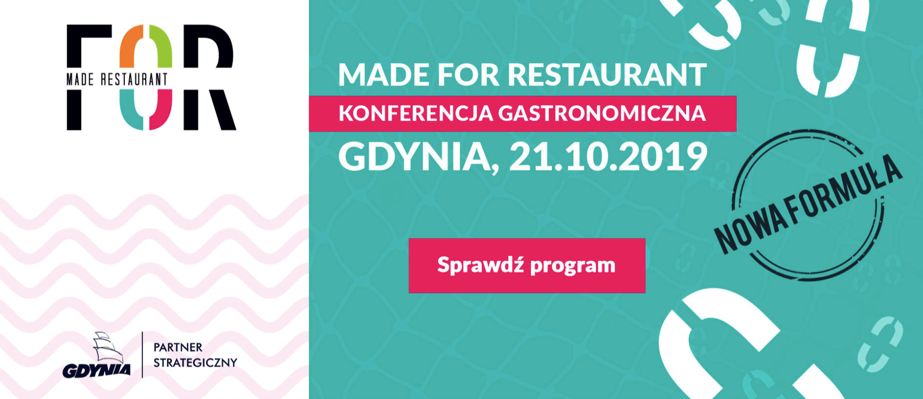 Made for Restaurant Gdynia 2019
