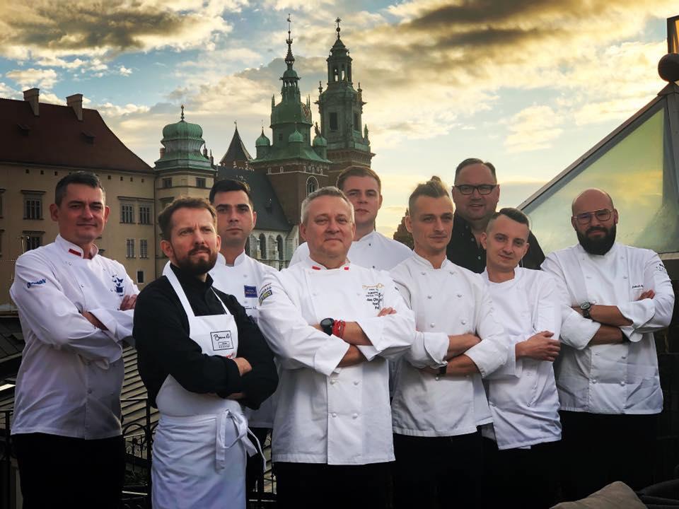 Jacek Krawczyk: polski finał Bocuse D'Or 2019 to będzie kulinarne wydarzenie roku