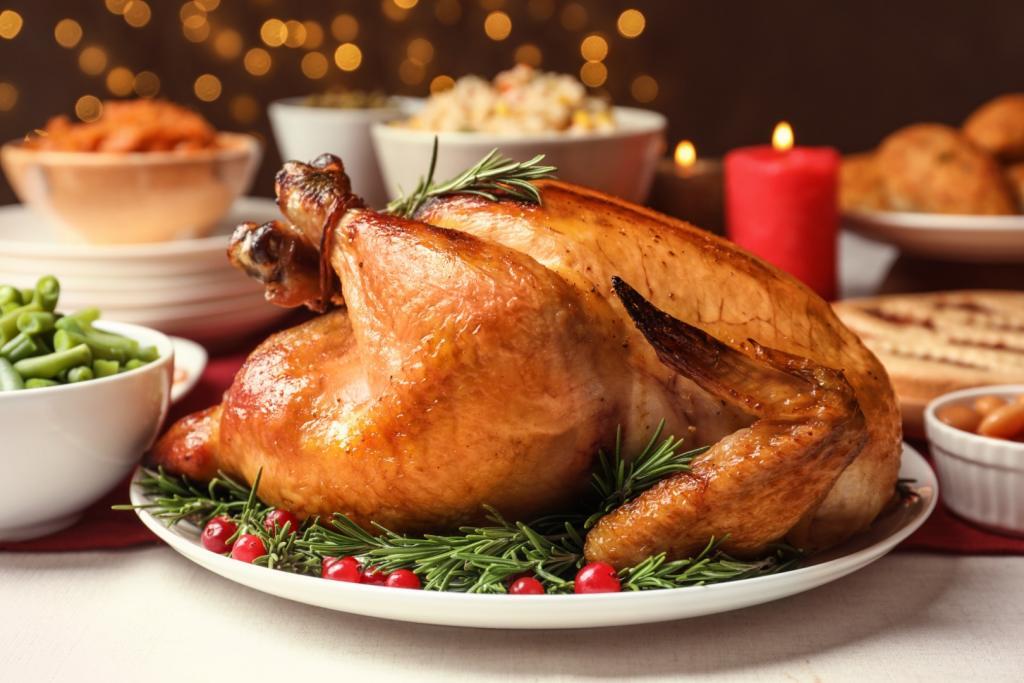 Dzień indyka, czyli amerykańskie Święto Dziękczynienia