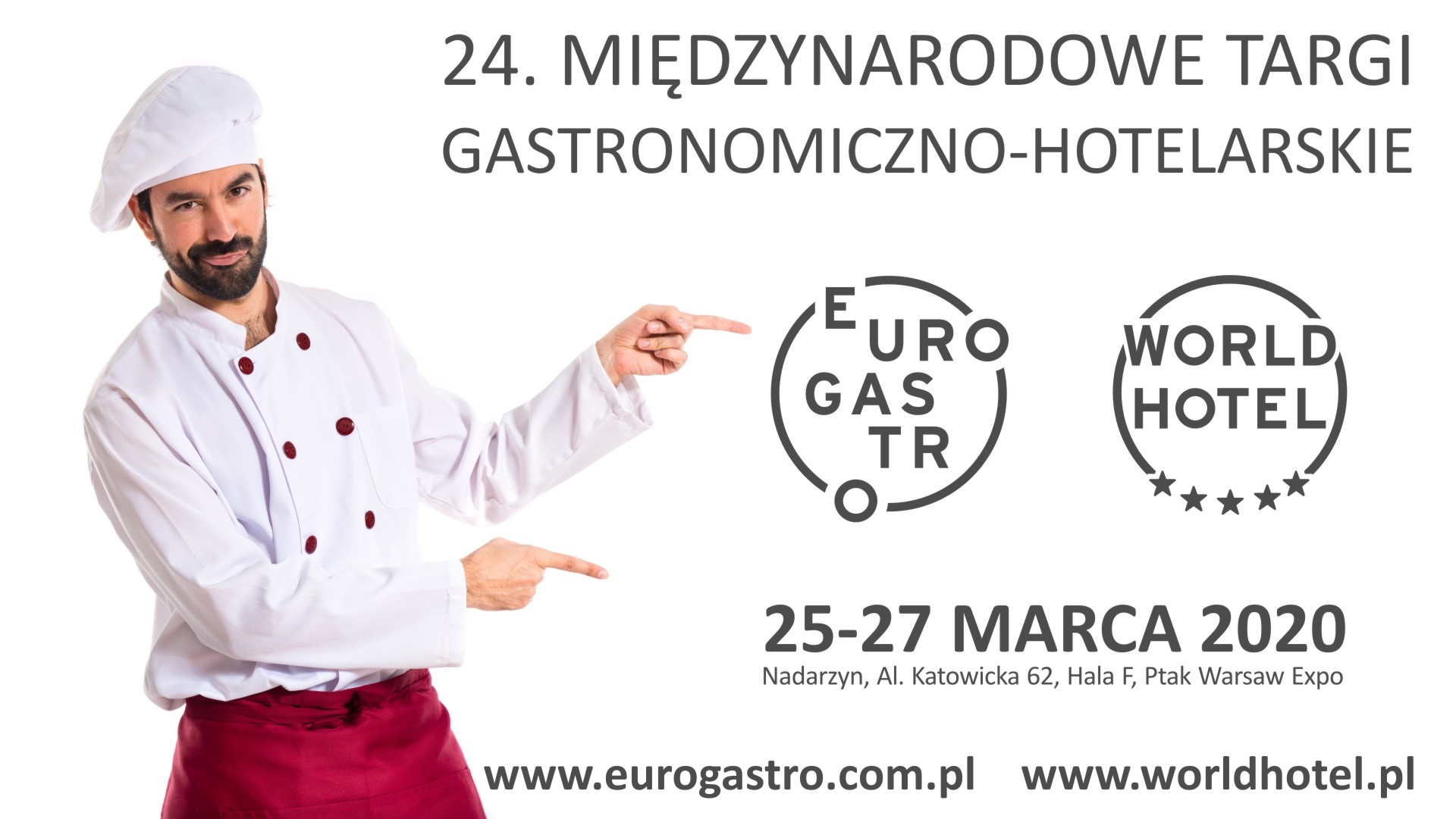 24 międzynarodowe targi gastronomiczno-hotelarskie Eurogastro I WorldHotel