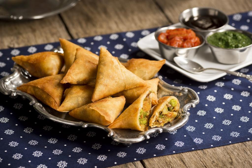 Samosa – jak zrobić idealne indyjskie pierożki?