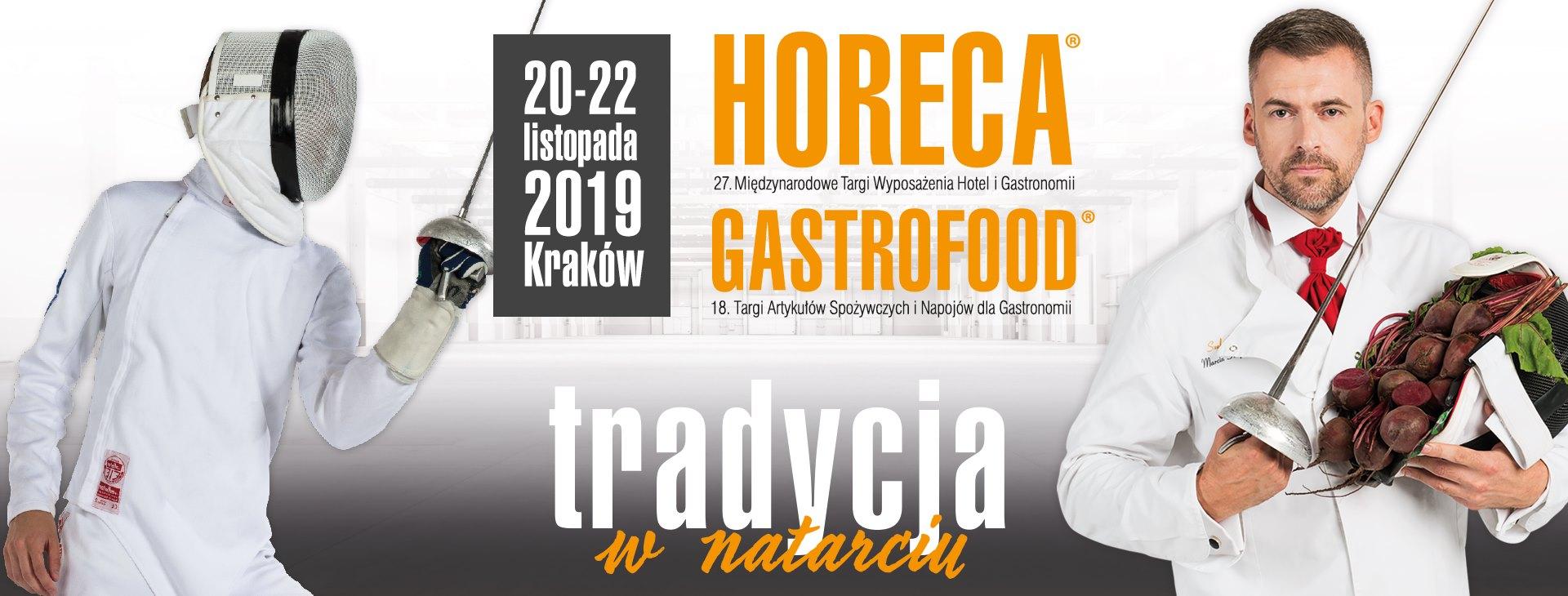 Targi HORECA/GASTROFOOD 2020