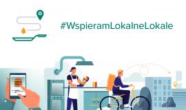 Prowadzisz restaurację, cukiernię, bar? Dołącz do akcji #WspieramLokalneLokale!