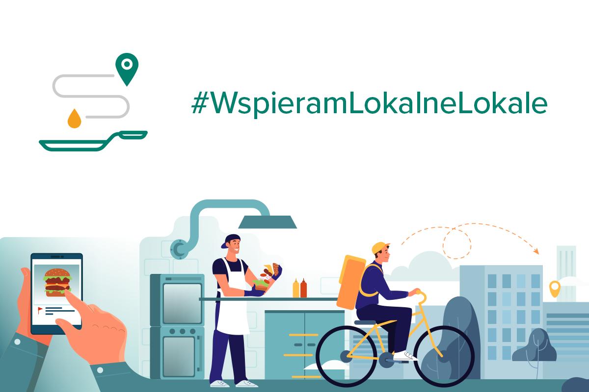 Startujemy z kampanią #WspieramLokalneLokale Dołącz do nas!