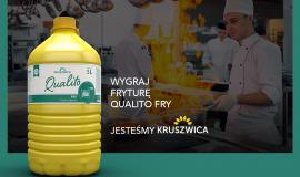 Konkurs! Wygraj fryturę Qualito Fry do swojej restauracji!