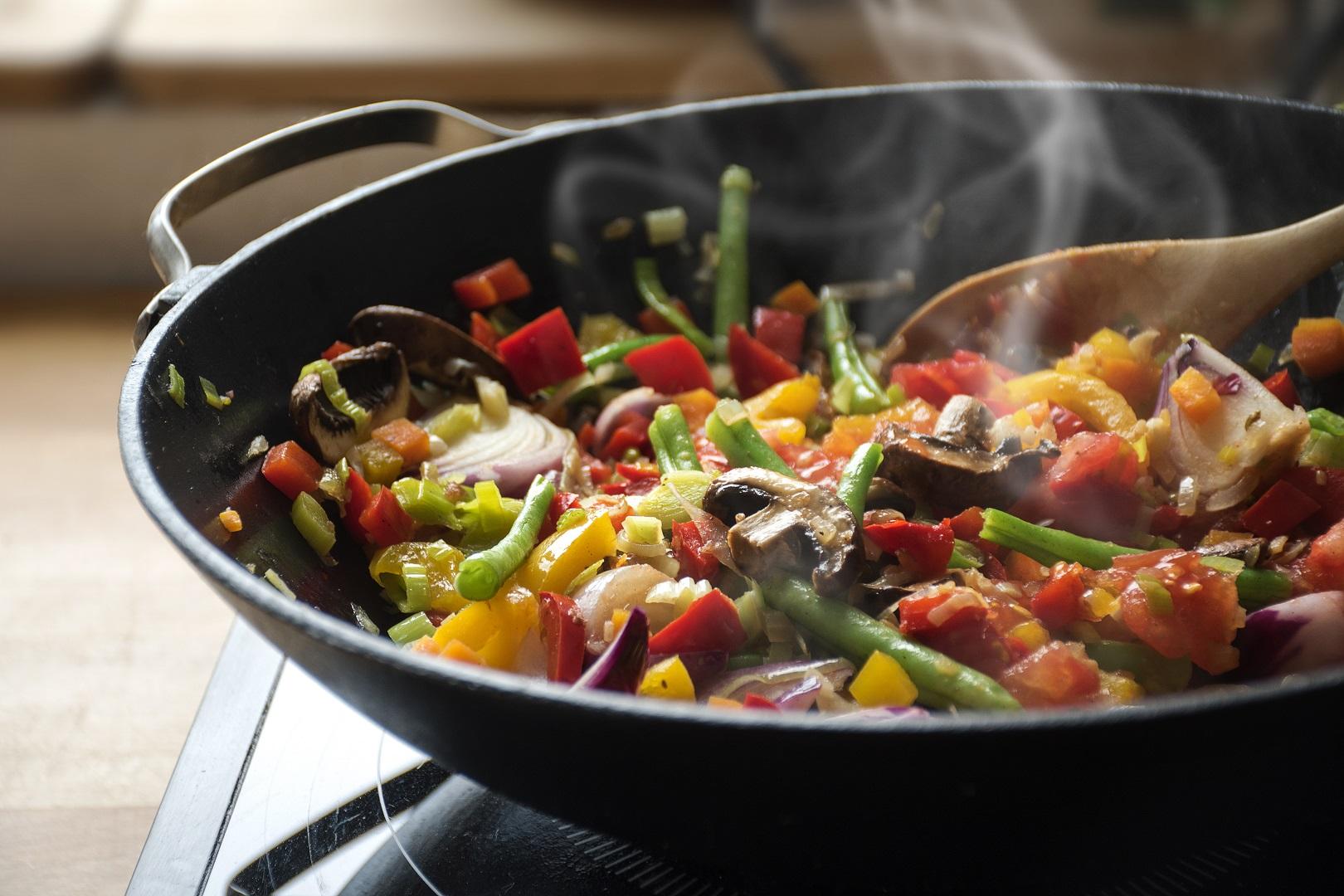 Jak smażyć warzywa?